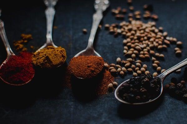Cucina etnica speziata