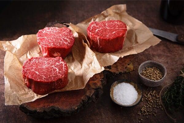 Carni manzo magre e crude