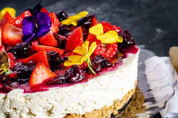Dessert leggeri  alla frutta