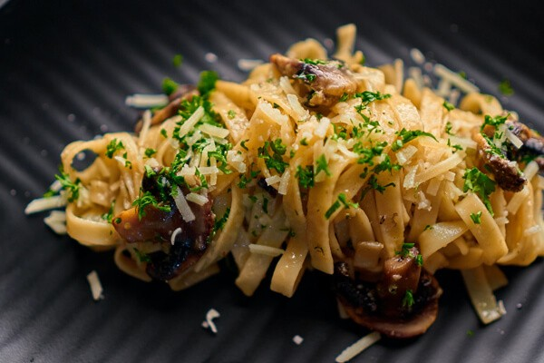 Primi piatti a base di funghi